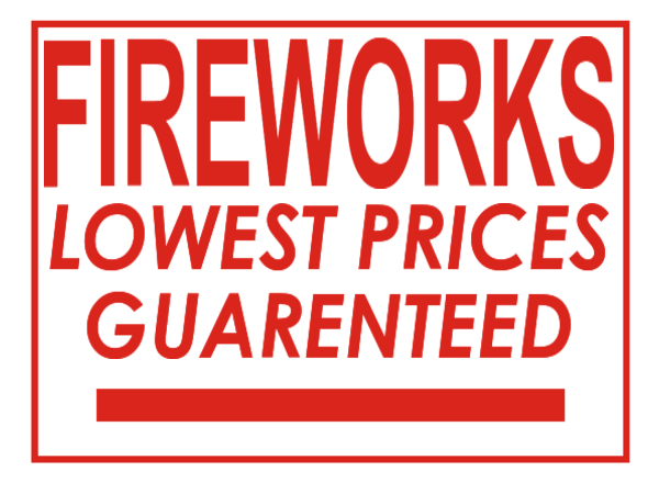 Sign Layout Fire Works Fire Works Designs Fire Works Yard