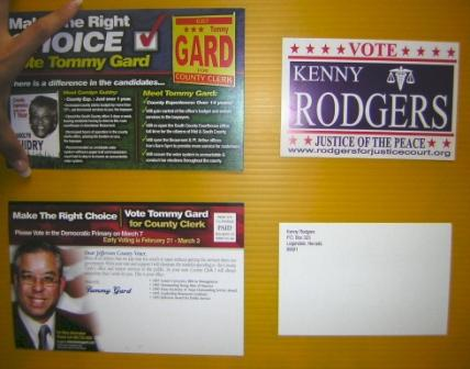 political post cards, election post cards, campaign post cards, post cards,