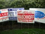 custom election signs