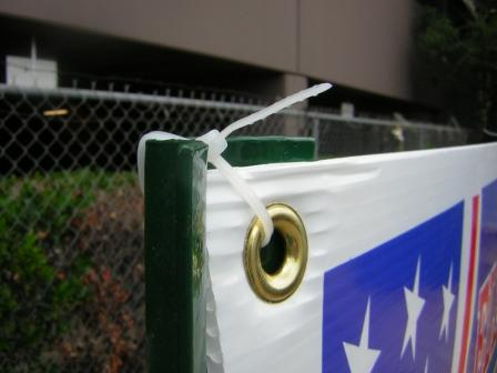 Wire Stakes|Signelect.com, Wire Stand Yard Signs, 9 Gage Wire ...